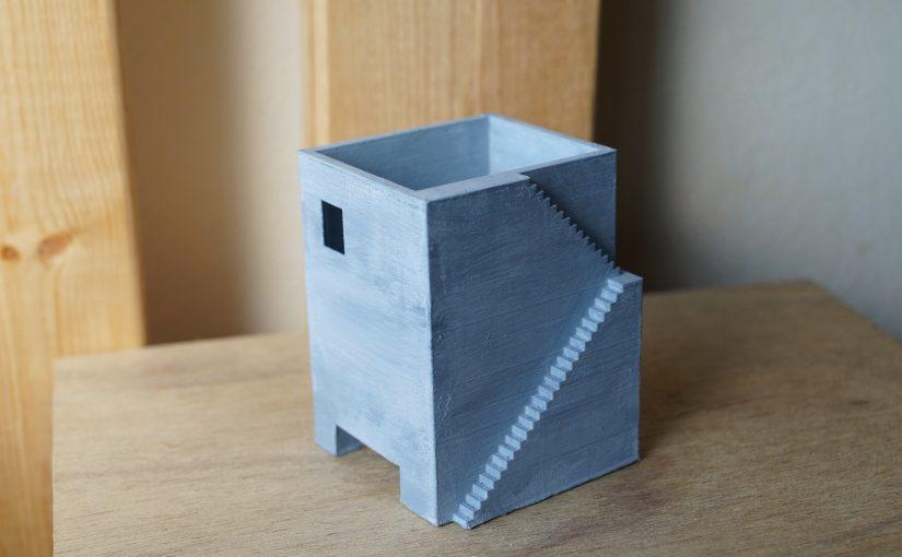 3Dモデリングデータの投稿サイトThingiverseに参加してみた
