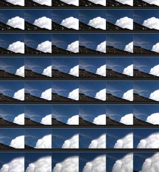 動画『富士登山 2011 雲もっふぁー!』