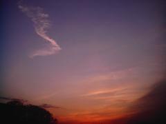 izone550,雲,空