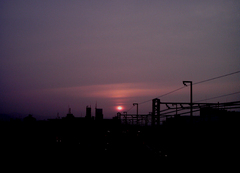 izone550夕陽.jpg