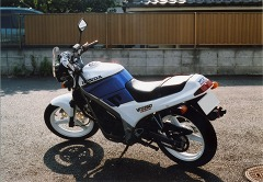 HONDA VTZ250,DN-01