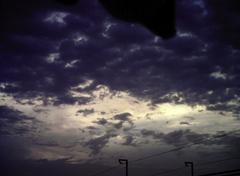 izone 550夜の帳雲
